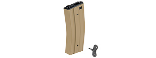 SG-618-T 330RD HI-CAP MAGAZINE FOR MARUI M4/M16 AEG (TAN)