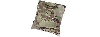 AMA AIRSOFT CORDURA TACTICAL MAGAZINE DROP POUCH - CAMO
