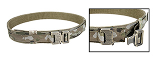 T1939-MC-L HARD 1.5 INCH SHOOTER BELT (CAMO), LRG