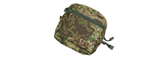 T2351-GZ TACTICAL MULTI-USE GP POUCH (PC GREEN)