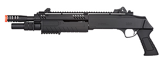 FABARM STF/12 Short Barrel Shotgun (BLACK)