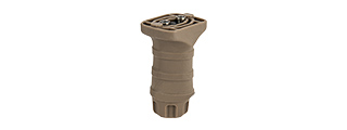 G-Force Rigid Shorty Vertical Foregrip (TAN)