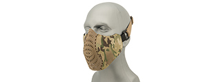 G-Force Ventilated Discreet Half Face Mask (CAMO)