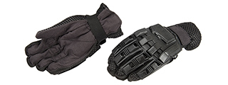 AC-816XL PAINTBALL GLOVES FULL FINGER (COLOR: OD GREEN) SIZE: X-LARGE