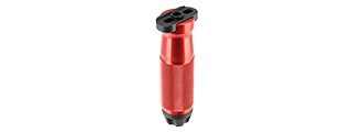EVOLUTION LONG VERTICAL FOREGRIP FOR KEYMOD (RED)
