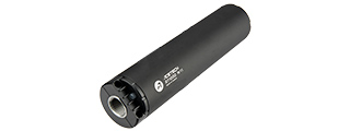 ACT-AT1000 AT100 TRACER UNIT BARREL EXTENSION / MOCK SUPPRESSOR (BLACK)