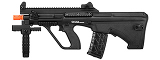 ASG Steyr Licensed AUG A3 XS Commando Airsoft AEG Rifle (BLACK)