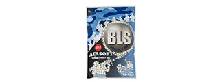 BLS PERFECT BB 0.36G (BIODEGRADABLE) AIRSOFT BBS [1000RD] (WHITE)