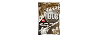 BLS PERFECT BB 0.40G (BIODEGRADABLE) AIRSOFT BBS [1000RD] (WHITE)