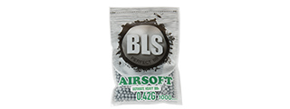 BLS PERFECT BB 0.42G (ULTIMATEHEAVY) AIRSOFT BBS [1000RD] (STAINLESS)