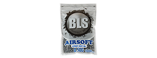 BLS PERFECT BB 0.50G (ULTIMATEHEAVY) AIRSOFT BBS [1000RD] (STAINLESS)