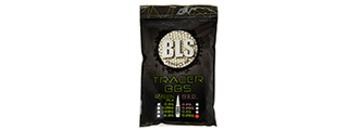 BLS PERFECT BB 0.25G (TRACER PRECISION) AIRSOFT BBS [4000RD] (GREEN)