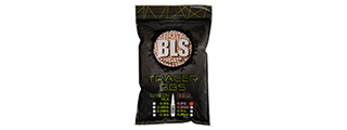 BLS PERFECT BB 0.20G (TRACER PRECISION) AIRSOFT BBS [5000RD] (RED)