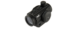 LANCER TACTICAL 1 X 30 MINI RED/GREEN DOT SIGHT (BLACK)