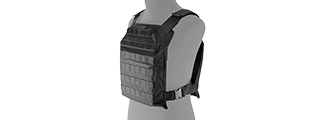 LANCER TACTICAL 1000D PRIMARY PLATE CARRIER (PPC) (BLACK)