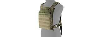 LANCER TACTICAL 1000D PRIMARY PLATE CARRIER (PPC) (OD GREEN)