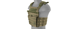 LANCER TACTICAL ASSAULT RECON PLATE CARRIER (OD GREEN)