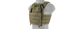 LANCER TACTICAL ADAPTIVE RECON TACTICAL VEST (OD GREEN)