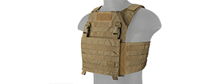 LANCER TACTICAL ADAPTIVE RECON PLATE CARRIER (TAN)