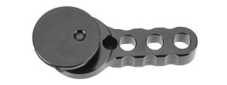 Lancer Tactical Lightweight Fire Selector for M4 Airsoft Rifles (GRAY)
