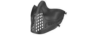 G-Force Lower Attack Face Protection (BLACK)