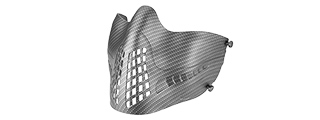 Lower Attack Face Protection (CARBON FIBER)