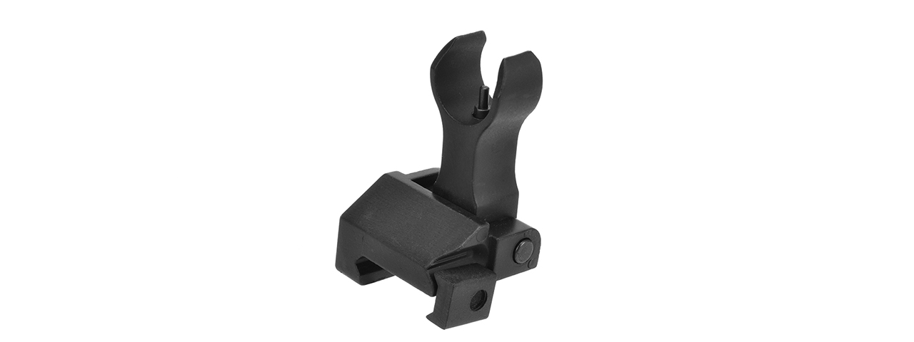 GOLDEN EAGLE CQB RIS FULL METAL FLIP-UP FRONT SIGHT