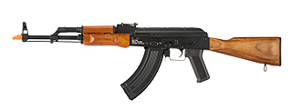 ECHO 1 RED STAR FULL METAL AKM REAL WOOD AIRSOFT AEG (BLACK/WOOD)