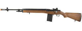 ECHO 1 FAUX WOOD M14 AEG W/ BATTERY AND CHARGER (WOOD)