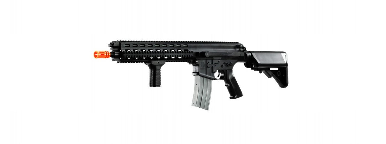 ECHO 1 ROBINSON ARMAMENT LICENSED XCR-L AIRSOFT AEG RIFLE (BLACK)