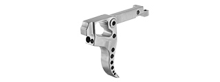 SPEED AIRSOFT TUNABLE CURVE TRIGGER FOR KRISS V GEN 2 AEG (SILVER)