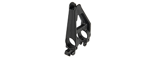 GOLDEN EAGLE FULL METAL M4/M16 TRIANGLE AIRSOFT FRONT SIGHT - BLACK