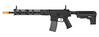 Krytac Trident MKII-M SPR Full Metal M4 Airsoft AEG Rifle (BLACK)