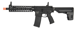 KWA PTS CENTURION ARMS CM4 C4-10 AEG RIFLE (BLACK)
