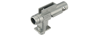 LAY-PMC PROMETHEUS M4/M16 FULL METAL HOP UP CHAMBER (SILVER)