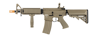 LANCER TACTICAL LT-02 PROLINE SERIES MOD 0 MK18 M4 AIRSOFT AEG [HIGH FPS] (TAN)