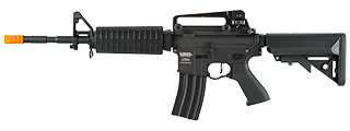 LANCER TACTICAL LT-03 PROLINE SERIES M4A1 AIRSOFT AEG [LOW FPS] (BLACK)