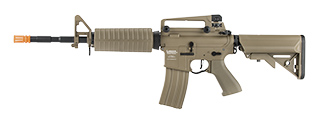 LANCER TACTICAL LT-03 PROLINE SERIES M4A1 AIRSOFT AEG [HIGH FPS] (TAN)