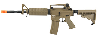 LANCER TACTICAL M4A1 LT-06 CARBINE PROLINE SERIES AIRSOFT AEG [HIGH FPS] (TAN)