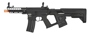 Lancer Tactical Enforcer NEEDLETAIL Skeleton AEG [LOW FPS] (BLACK)