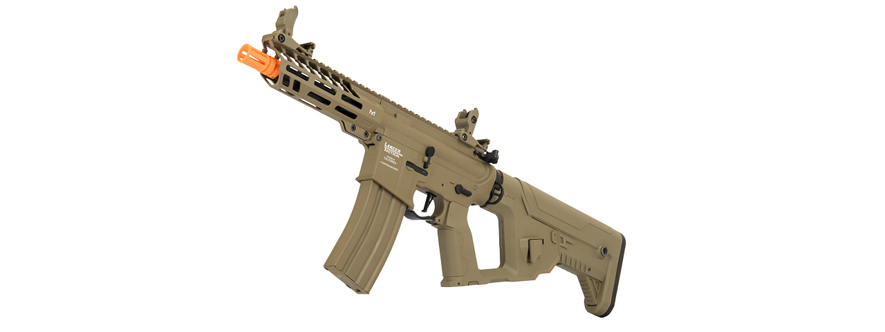 Lancer Tactical Enforcer NEEDLETAIL AEG [LOW FPS] (TAN)