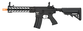 Lancer Tactical Enforcer BATTLE HAWK Airsoft AEG [HIGH FPS] (BLACK)