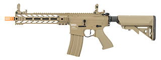 Lancer Tactical Enforcer BATTLE HAWK Airsoft AEG [HIGH FPS] (TAN)