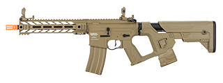 Lancer Tactical Enforcer BATTLE HAWK AEG [HIGH FPS] w/ Alpha Stock (TAN)