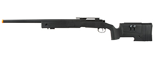 Lancer Tactical M40A3 Sniper Rifle (BLACK)