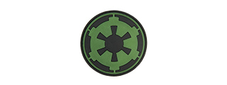 G-FORCE EMPERIAL PVC MORALE PATCH (OD GREEN)