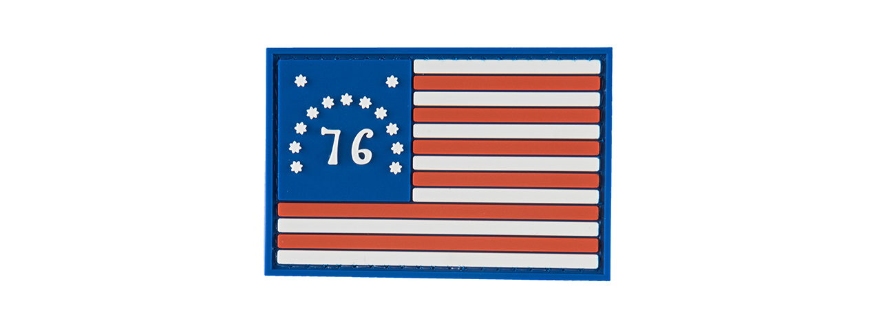 G-FORCE INDEPENDENCE 76' PATCH