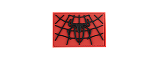 G-FORCE WEB MAN MORALE PATCH (RED)