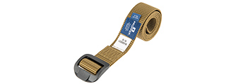 "PROPPER NYLON TACTICAL 32"" INCH ADJUSTABLE DUTY BELT (COYOTE BROWN)"