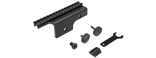 Same As CM-C40 M14 FULL METAL CNC MACHINED AIRSOFT SCOPE MOUNT (BLACK)